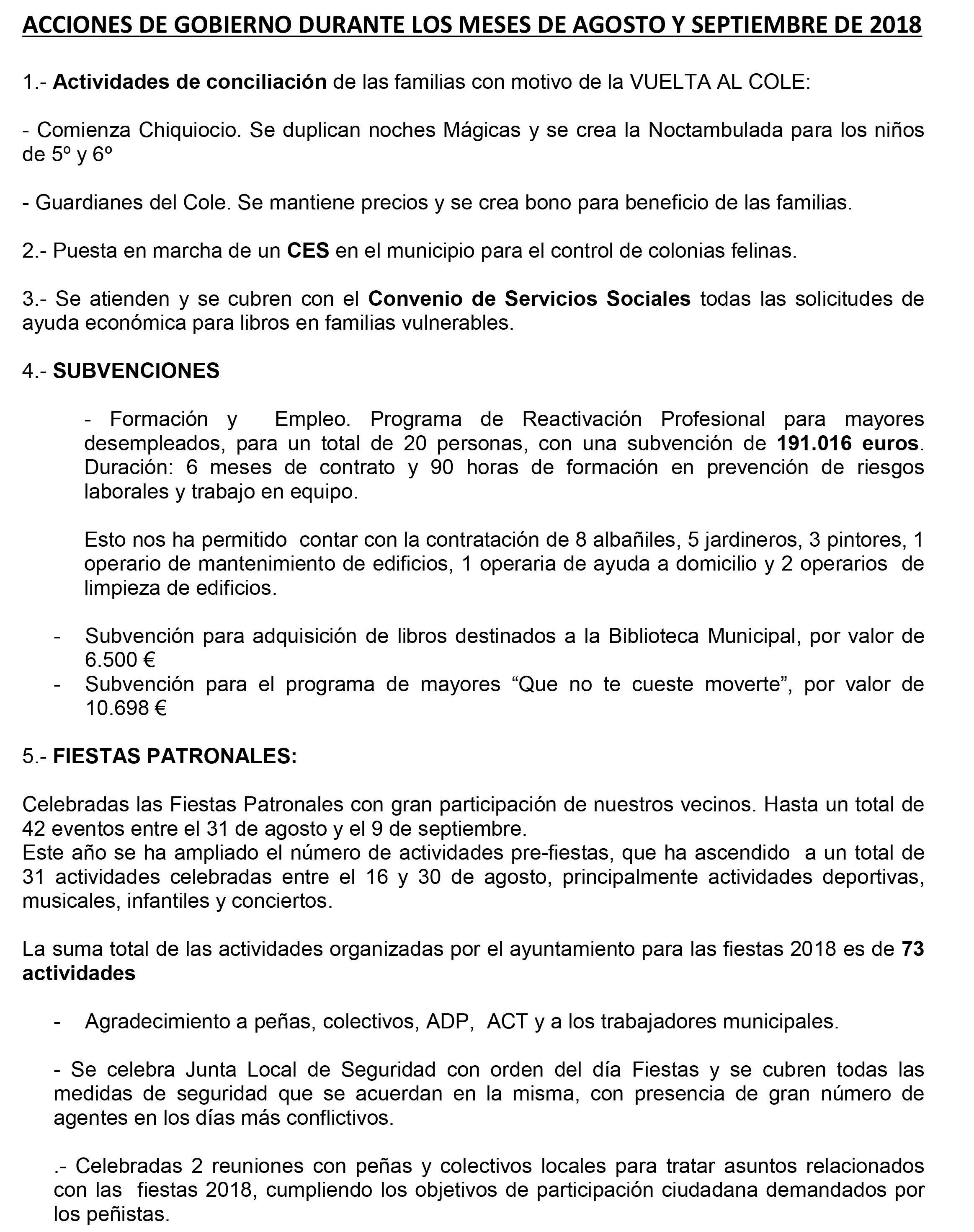 Ayuntamiento de El Álamo - Página Principal
