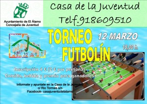 torneo futbolin