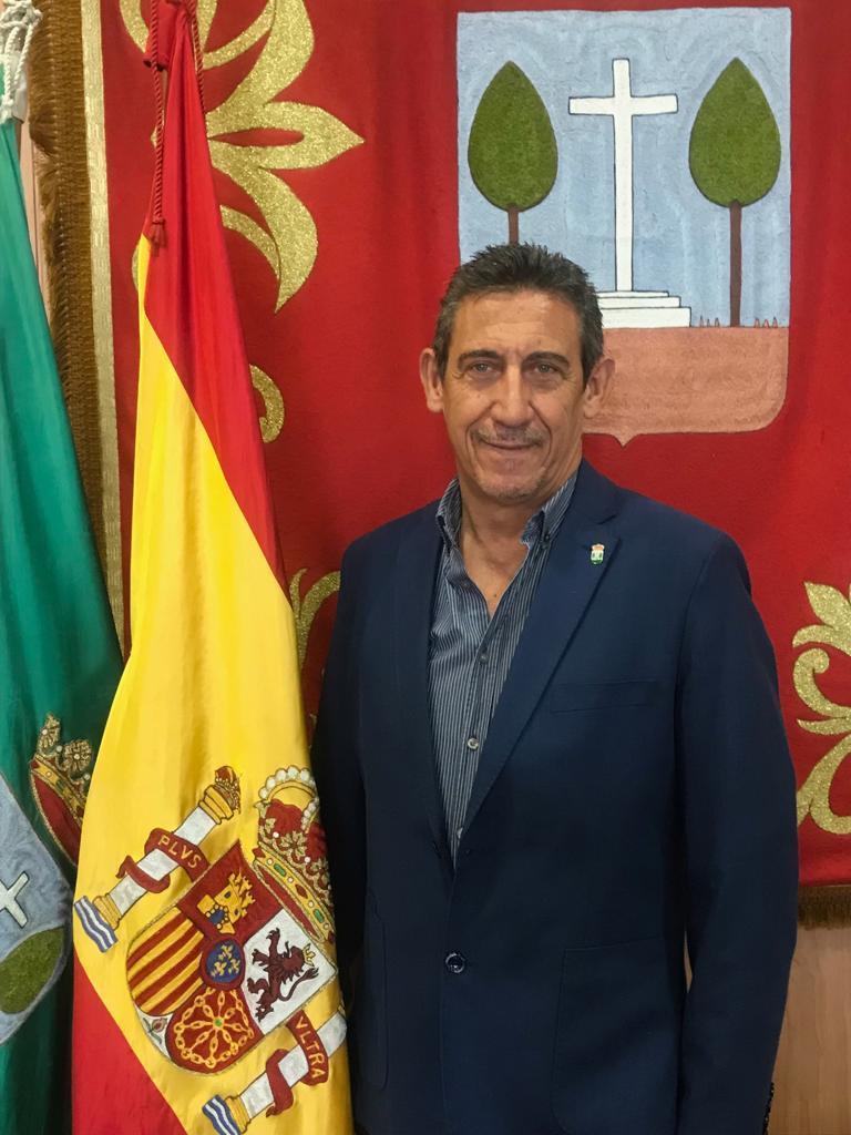 D. Emeterio Pérez Gaitán. Concejal deUrbanismo y Obras