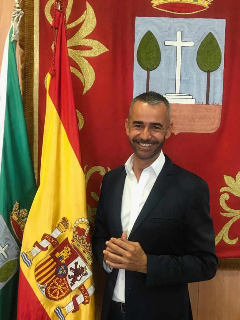 D. Juan Carlos Orgaz Rufo. Concejal de recursos humanos y régimen interno