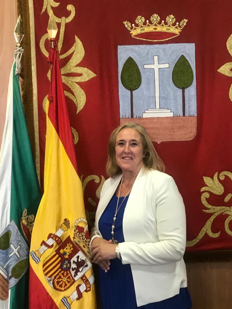 Dª Mª Soledad Nieto Pérez. Concejal de Parques, Jardines y Limpieza.