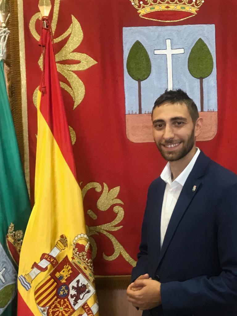 D. Alberto Cabezas Ortega. Concejal de Familia e Infancia.