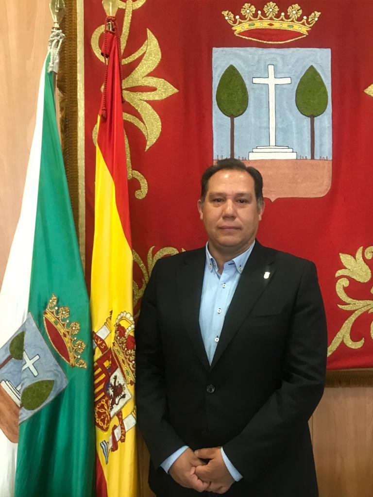D. Juan Manuel Orgaz Sánchez. Concejal de Hacienda, Infraestructuras y Desarrollo